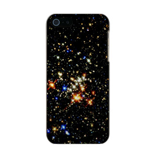 Quintuplet Cluster (outer space) ~ Metallic iPhone SE/5/5s Case