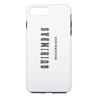 Quirimbas Mozambique iPhone 8 Plus/7 Plus Case