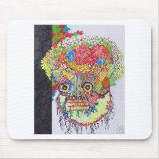 Quirina En Flores Mouse Pad