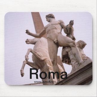 Quirinale Sculpture, Roma Mousepad