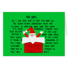 Quirky And Funny Pharmacist Christmas Cards at Zazzle