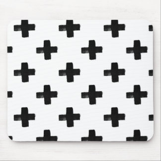 Quirky Crosses Mousepad