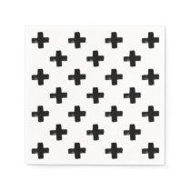 Quirky Crosses Napkins