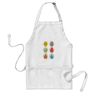 Quirky Cupcakes Apron