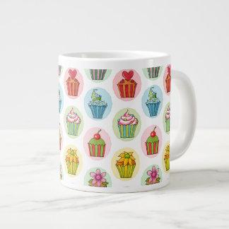 Quirky Cupcakes Jumbo Mug