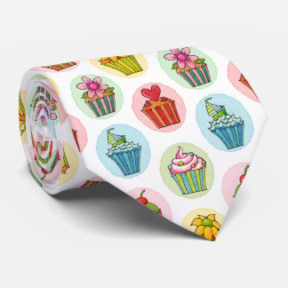Quirky Cupcakes Tie