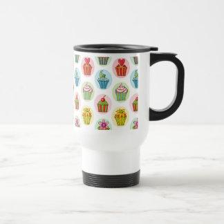 Quirky Cupcakes Travel Mug