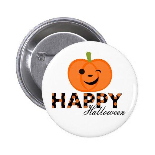 Quirky Halloween 2 Inch Round Button
