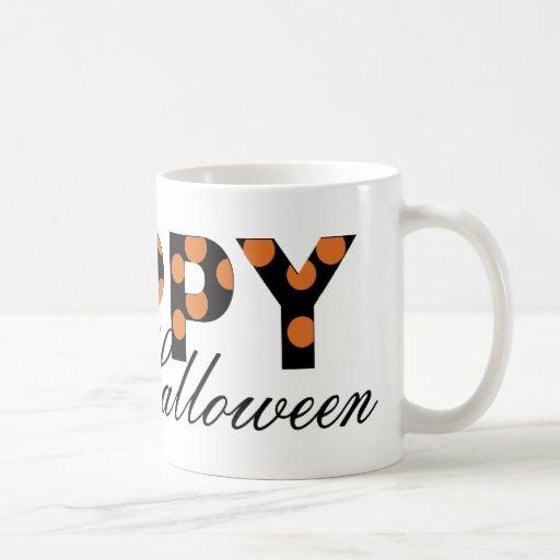 Quirky Halloween Coffee Mugs