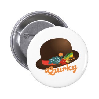 Quirky Hat Pins