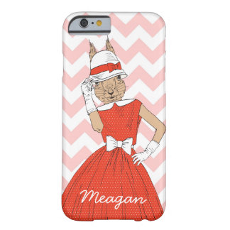quirky hipster squirrel phone case editable name