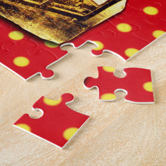Quirky Office Gals Jigsaw Puzzles