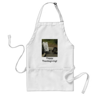Quirky Thanksgiving Apron