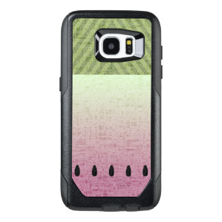 Quirky Watermelon OtterBox Samsung Galaxy S7 Edge Case
