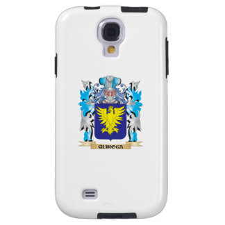 Quiroga Coat of Arms - Family Crest Galaxy S4 Case