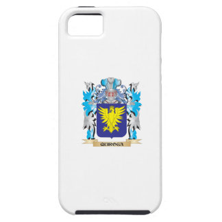 Quiroga Coat of Arms - Family Crest iPhone 5 Cases