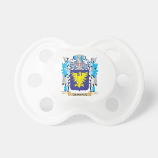 Quiroga Coat of Arms - Family Crest BooginHead Pacifier