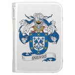 Quiros Family Crest Kindle 3 Case