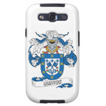 Quiros Family Crest Samsung Galaxy SIII Cover