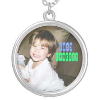 quiseng de Cameron del bebé Colgante Redondo
