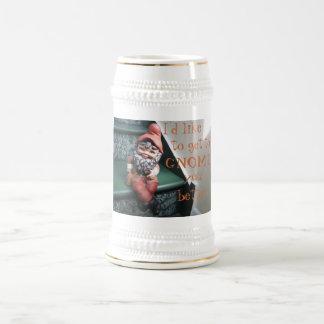 Quisiera conseguirle al GNOMO mejor Stein Jarra De Cerveza