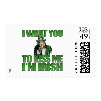 Quisiera que usted me besara que soy sellos irland