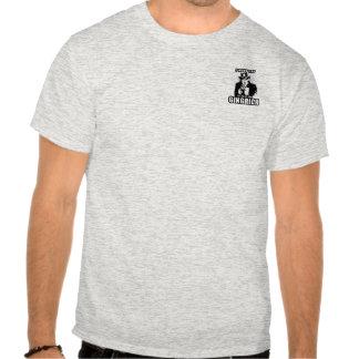 Quisiera que usted votara a Gingrich Camiseta