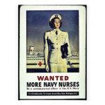 Quiso a más enfermeras de la marina de guerra flyer personalizado