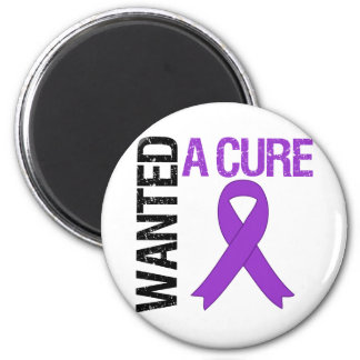 QUISO una enfermedad de Alzheimer de la CURACIÓN Imán Redondo 5 Cm