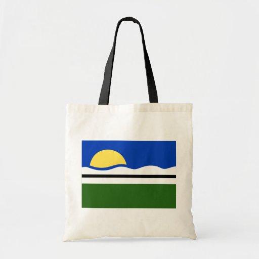 Quissama Riodejaneiro bandera del Brasil, el Brasi Bolsas