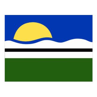 Quissama Riodejaneiro bandera del Brasil, el Brasi Postales