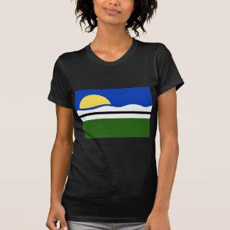 Quissama Riodejaneiro bandera del Brasil, el Camiseta