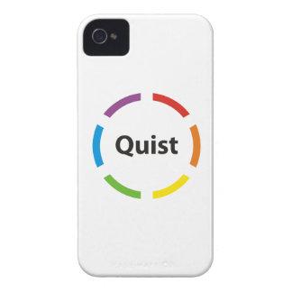 Quist Logo iPhone Case