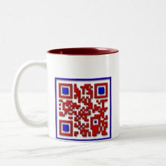 Quit following me! coffee mug