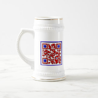 Quit following me! 18 oz beer stein