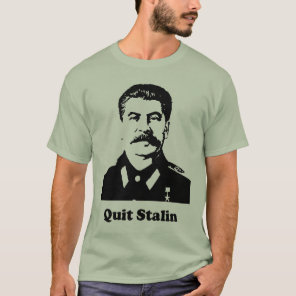 Quit Satlin T-Shirt