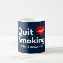 Quit Smoking Coffee Mug