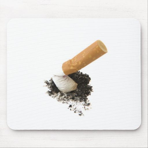 Quit Smoking Mouse Mat