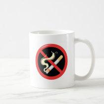 Quit Smoking today Coffee Mug