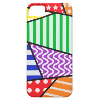 Quite Colorful Abstract iPhone SE/5/5s Case