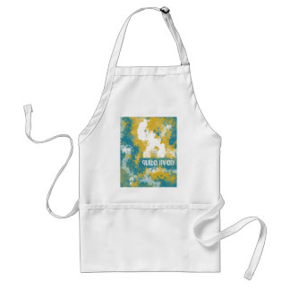Quite Lively Adult Apron