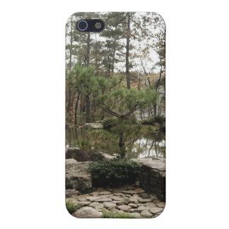 Quite Pond iPhone SE/5/5s Case
