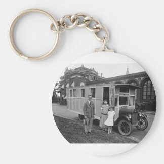 Quite Probably the First Ever MOBILE HOME Keychain