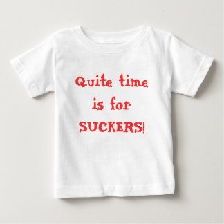 quite time baby T-Shirt