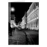 Quito at Night Blank Notecard Greeting Cards