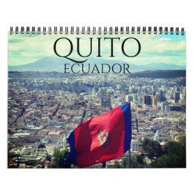 quito ecuador calendar