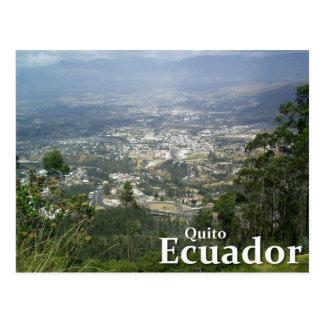 Quito Ecuador del parque de Metropolitano Postales