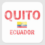 Quito Ecuador Designs Stickers