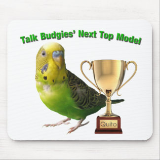 Quito - Next Top Model Winner Mouse Pad