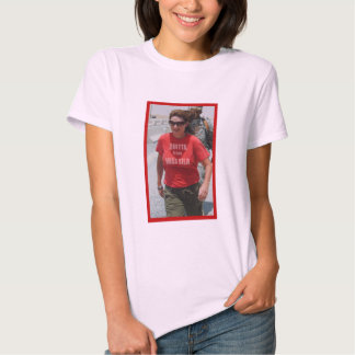 Quitta from Wassila - Ladies Sarah Palin T T-Shirt